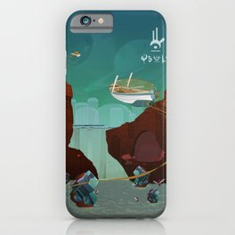 World of Tales iPhone Case