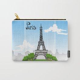 Park du Eiffel Tour Carry-All Pouch