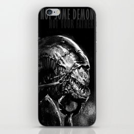 not some demon #1 iPhone Skin