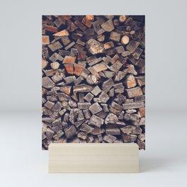 Fireside Mini Art Print