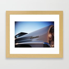 Continental Framed Art Print