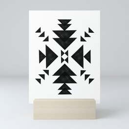 Aztec Art Mini Art Print
