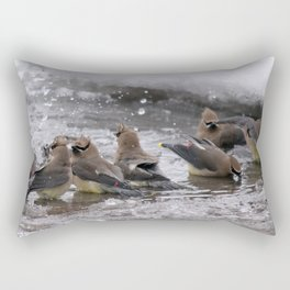 Birds Rectangular Pillow