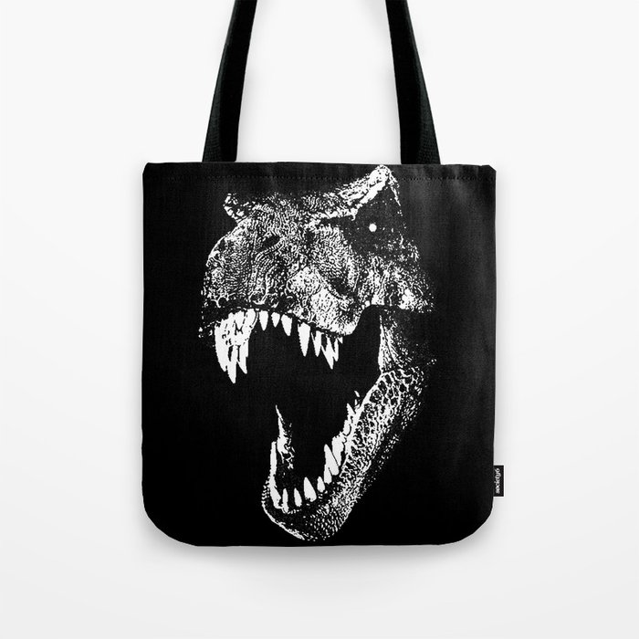 I'm a Dino Fan! Tote Bag
