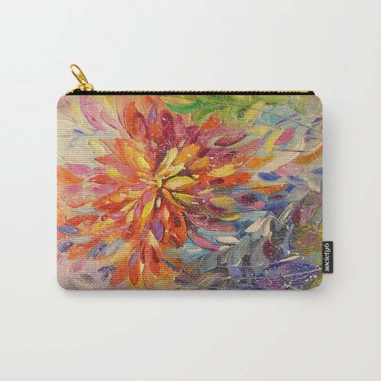 An explosion of emotions Carry-All Pouch