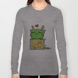 Kuma the dragon Long Sleeve T-shirt