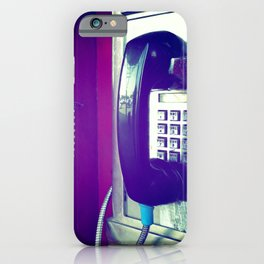 Another Telephone Lover iPhone Case