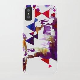 Too Moose iPhone Case