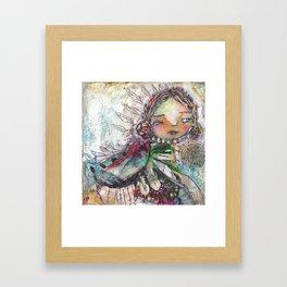 Dream Catcher Framed Art Print