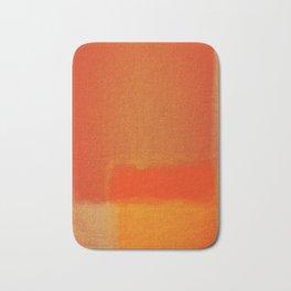 Art contemporary abstract Bath Mat