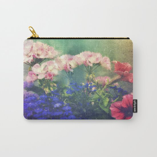 Flowers of my joy Carry-All Pouch