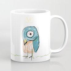 Stressed out Little King Bird  Mug
