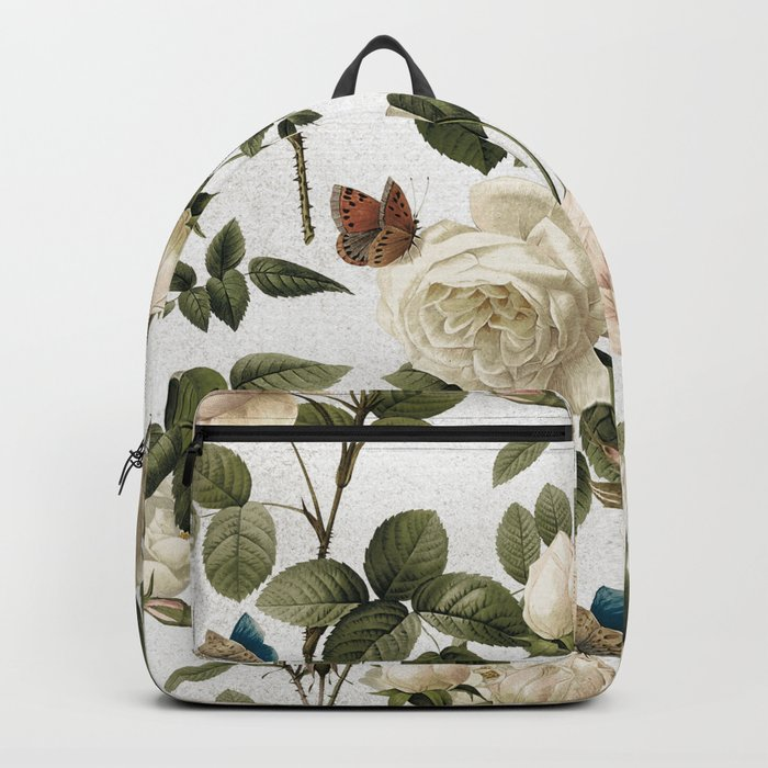 ROSES AND BUTTERFLIES 2 Backpack