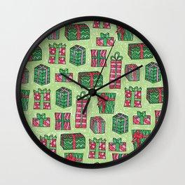 Christmas 05 Wall Clock