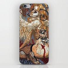 Corruption iPhone & iPod Skin
