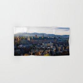 Edinburgh Sunrise Hand & Bath Towel