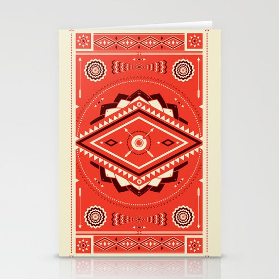 The Indian EYE Stationery Cards