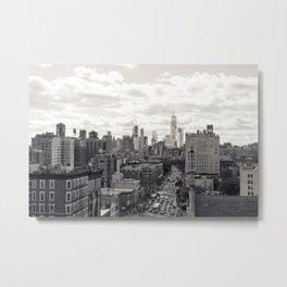 6th Avenue Metal Print
