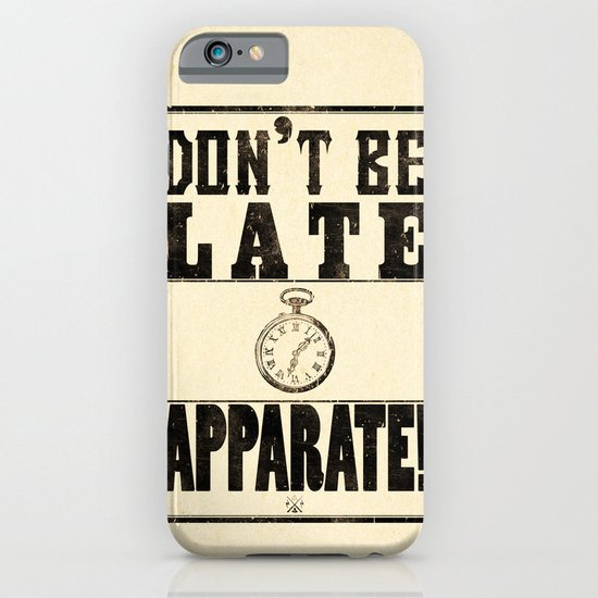 Apparate! iPhone & iPod Case