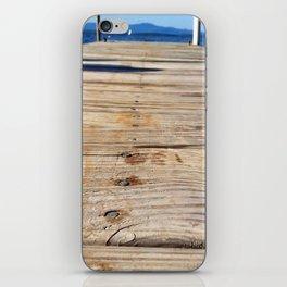 Winnipesaukee   iPhone Skin