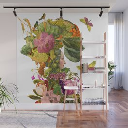 Magic Garden XI Wall Mural