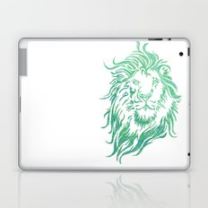 Green Lion Laptop & iPad Skin