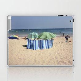Twin Umbrella's and the Sun! Laptop & iPad Skin