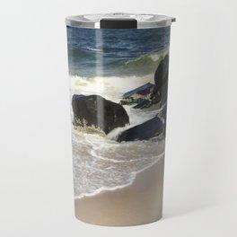 Baesic Belmar Beach Travel Mug