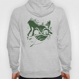 The Legend of Forest Hunter Hoody
