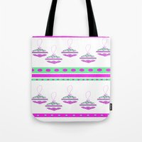 scandinavian Tote Bags featuring Scandinavian Prints. by liz faulkner designs