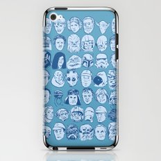 SWkrew iPhone & iPod Skin