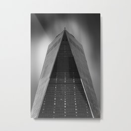 One World Trade Center in New York City Metal Print