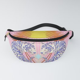 Loud Tigers Fanny Pack