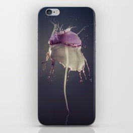 Vanilla and Bluberry iPhone Skin