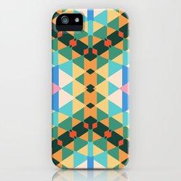 Indigena Fractal iPhone Case