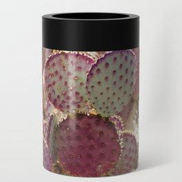 Purple Cactus Can Cooler