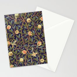 William Morris Bird And Pomegranate Stationery Cards