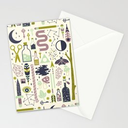 The Witch's Collection Stationery Cards