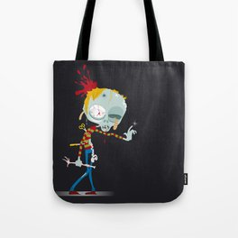 Hugo, the Zombi Tote Bag