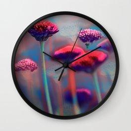 Multiplication. Wall Clock