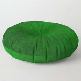green scratches Floor Pillow