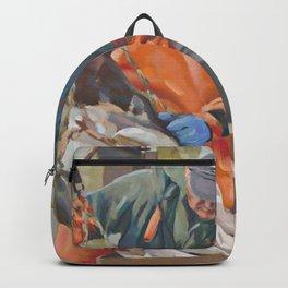 Cape Cod Fresh Fish Backpack