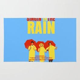 Singin In The Rain Rug
