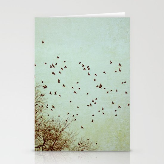 Restless Revisited Stationery Cards