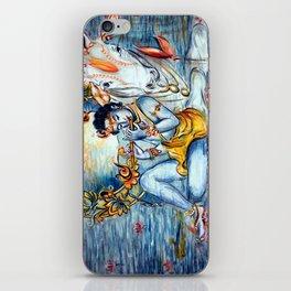 Krishna  iPhone Skin