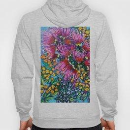 Australian Flora Hoody