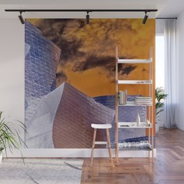 Architectural Shapes #7 Wall Mural