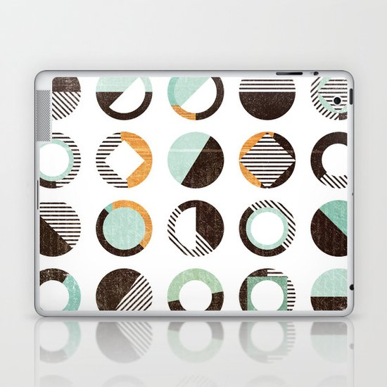 POINTS OF CONTACT Laptop & iPad Skin