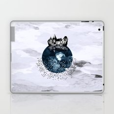 old town on the sphere Laptop & iPad Skin