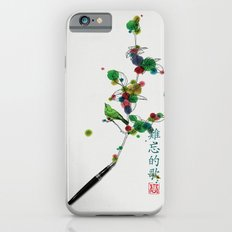 A love song/一支难忘的歌 iPhone 6s Slim Case